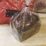 ラ ブティック ドゥ ジョエル・ロブション 六本木ヒルズ店 - ショコラの食パン