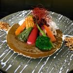 杉幸園 - 料理写真:杉幸園のカレーライス 1200円 お得なデザートセット1800円も大人気です!