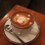 プレストコーヒー - デザイン カプチーノ double☆