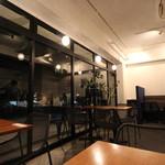 プレストコーヒー - 内観☆