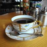 カフェ ペルシッカ - コーヒー