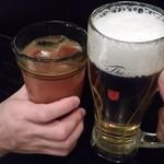 kushikoubourai - 乾杯