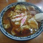 釜彦 - スープ入り焼きそば