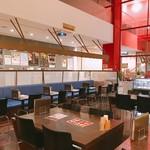 リラックスカフェ - 開放的な店内❤︎