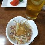 満貫酒蔵 - 茗荷酢味噌  370円