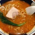 支那麺 はしご - 担々麺(だんだんめん)800円