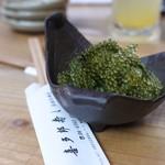 喜多郎寿し - 海ぶどう