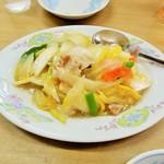 中華料理天鳳 - 八宝菜