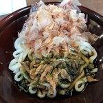 うどんの小麦冶 - 焼きうどん風麺=518円 税込