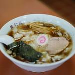 草むら - 料理写真:ワンタンメン