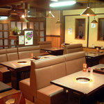 平和園 - ◆1階席◆テーブル席中心となります◆