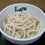 肉汁うどん長嶋屋 - 麺4L(400g)です。