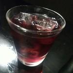 じどり個室dining 鶏門 - 赤ワイン(ロック)