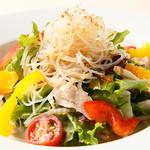 102Cafe - 春雨と鶏肉の中華風サラダ