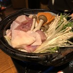神鶏 - 水炊き