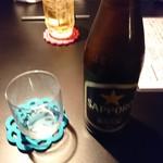 87562550 - 瓶ビール¥600