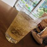ロイヤルホスト - ジンジャーエール 〜ドリンクバー〜