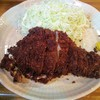 とんかつ かつ一 - 料理写真:ロースカツ850円税込