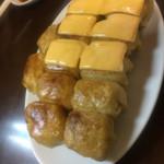 少林餃子 - 料理写真:ふつの6コとチーズてやつ6コ