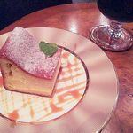 Kafesentoraru - ニューヨークチーズケーキ
