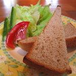 オリオリカフェ - 料理写真: