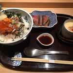 みわ久 - 旨・海鮮丼 竹 (1,380円(税込))