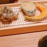 87573789 - 舞茸とかぼちゃと茄子