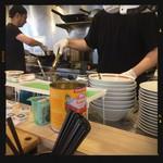 肉汁麺ススム - 店内