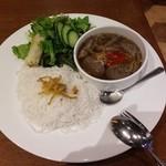 ニャーヴェトナム - ハノイのつけ麺、ブンチャア