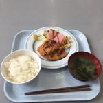 レストランすずしろ - Sセット 520円