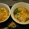 開化亭 - 料理写真:親子丼のセット