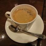 ビストロ  アン・ココット - コーヒー