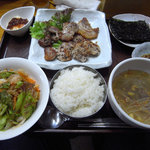 韓国料理 青唐辛子 -