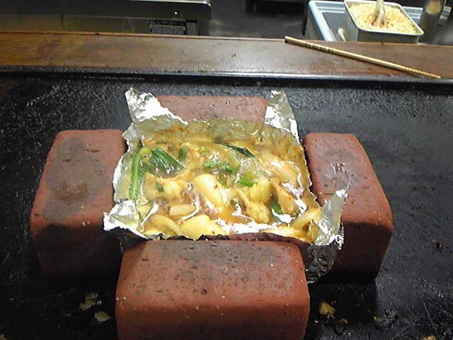登美子 - ホルモン鍋