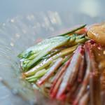 翡翠 - 黃瓜絲(きうりせん)