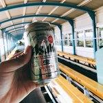 めいりん - カーレーター乗りながらのガタガタビール、最高や!
