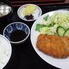 京味菜 わたつね - 料理写真:チキンカツ定食