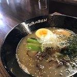 神田町 虎玄 - 塩らー麺