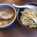 碧の豚二郎 - 大豚つけ麺 700円(クーポン使用)