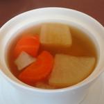 香港1997 - 香港土鍋炊き込み健康スープ