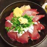 海鮮亭 いっき - かつお丼