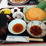 道の駅仁保の郷 - 料理写真: