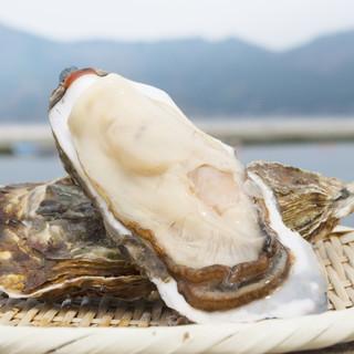 生牡蠣リレー