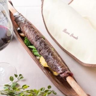 素材にこだわる、イタリア各州の郷土料理を