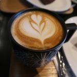 シアターコーヒー - ラテ