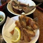 海斗 - 「カレイの煮付け」と「黒そい煮付け」