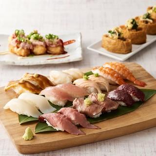 【当店限定】2680円コースからは焼肉も寿司も食べ放題!