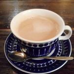 カフェ香咲 - カフェオレ