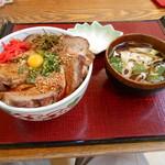 道の駅遠野 風の丘 - 料理写真: