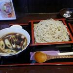 勘十郎 - 料理写真:鴨せいろ